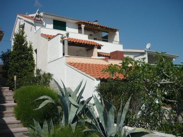 house - 2302 A2(4+1) - Cove Ostricka luka (Rogoznica) - Cove Kanica (Rogoznica) - rentals