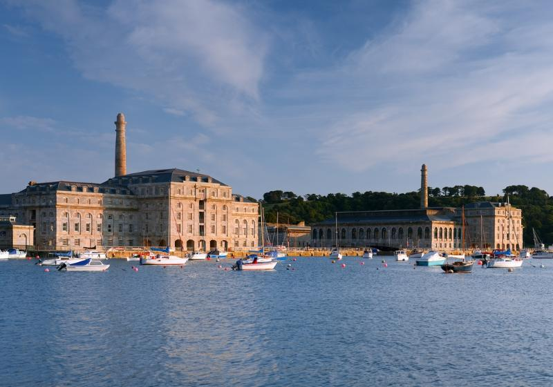 The Bosuns Locker, The Brewhouse, Royal William Yard located in Plymouth, Devon - Image 1 - Plymouth - rentals