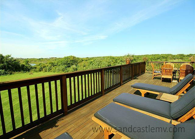 COUNTRY CONTEMPORARY WITHIN THE SOUND OF THE OCEAN WAVES! - Image 1 - Edgartown - rentals