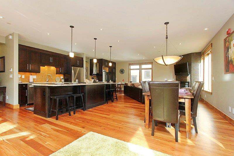 Enjoy everyone's company with the stylish open floor plan - Old Town Loft 1 - Winter Park - rentals