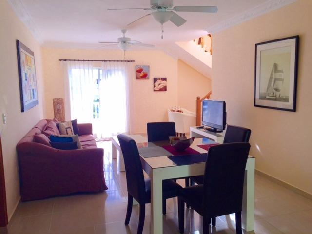 Palm Suites 2BR penthouse! - Image 1 - Punta Cana - rentals