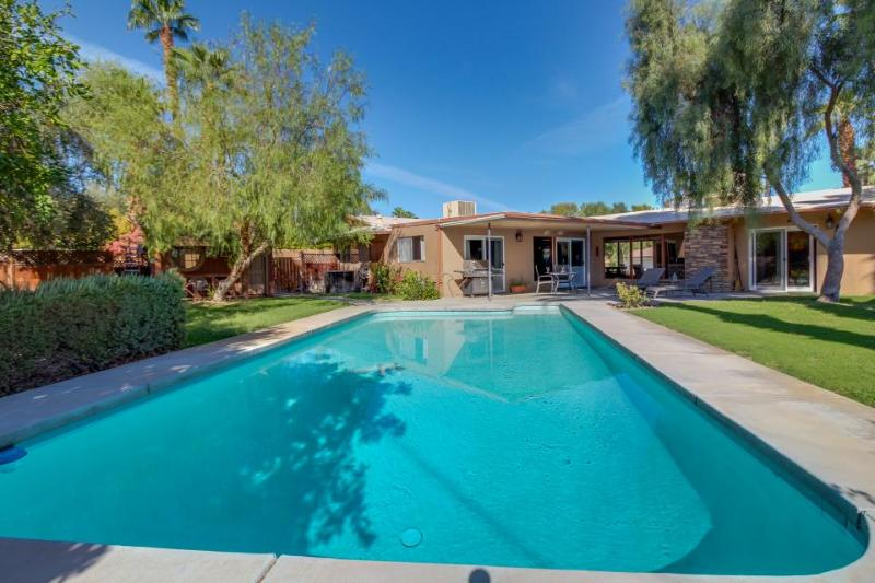 Private pool & 5 minutes from Coachella shuttle pick-up! - Image 1 - Palm Desert - rentals