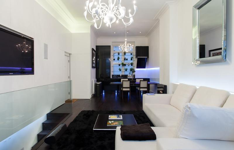Fashionable 2 Bedroom Apartment in Notting Hill - Image 1 - London - rentals