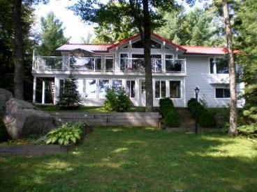Luxury 6 Bedroom Baysville Cottage - Image 1 - Baysville - rentals