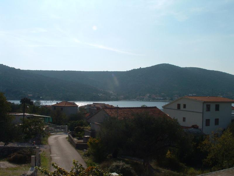 A2(2+1): terrace view - 01007VINI  A2(2+1) - Vinisce - Vinisce - rentals