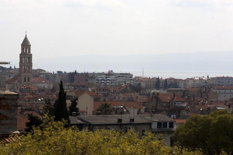 A1(5+2): terrace view - 8036  A1(5+2) - Split - Split - rentals
