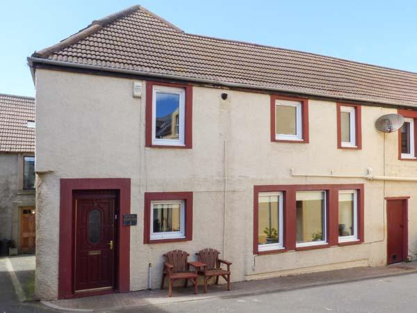 CREEL COTTAGE, coastal, pet-friendly, in Eyemouth, Ref 919463 - Image 1 - Eyemouth - rentals