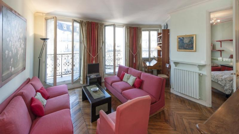 Two bedrooms Balcony 2 bath  Paris Luxembourg district (372) - Image 1 - Paris - rentals