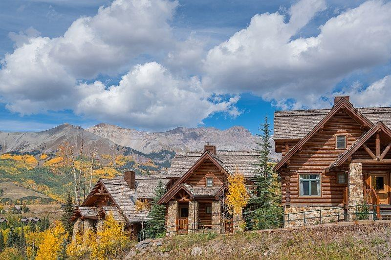 Smuggler Cabin - 4 Bd / 3.5 Ba - Sleeps 14 True Ski In Ski Out onto Lower Double Cabin - Year Round Pool & Hot Tub - Image 1 - Telluride - rentals