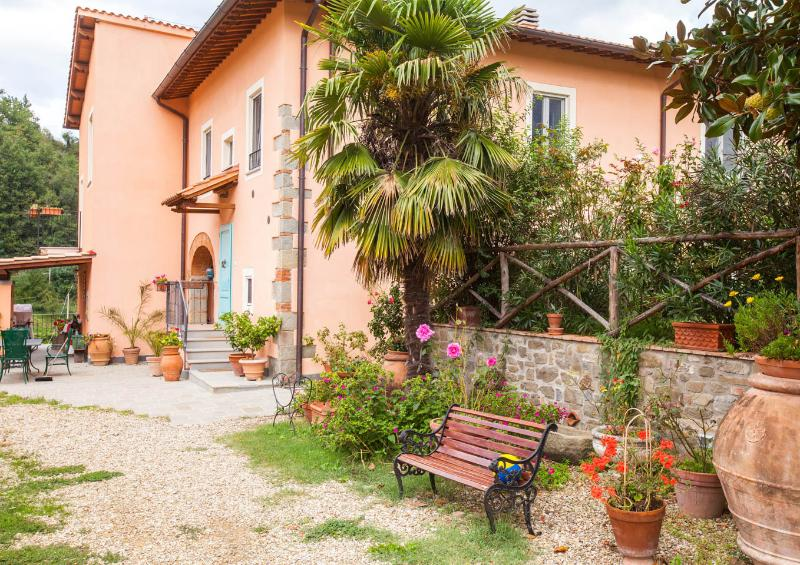 Fattoria I Ciliegi 2 Bedroom Apt (Pool & Tennis) - Image 1 - Reggello - rentals