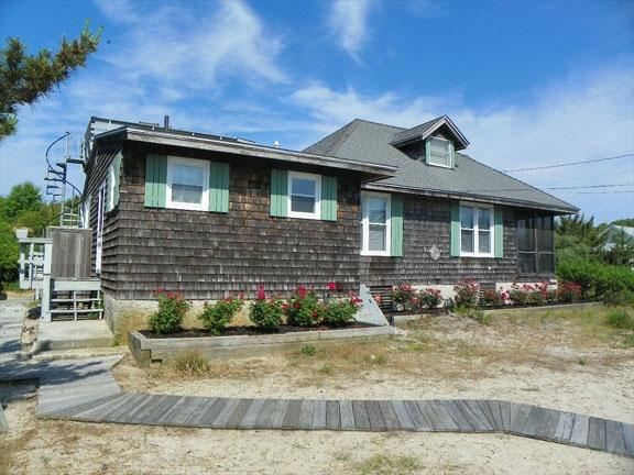 207 Central Ave - Reillys Corner - Dunefront Cottage 120500 - Cape May Point - rentals