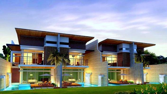 Kamala 35 A-D nice pool villas - 35D - Astonishing Luxury 3 bdrm house private Pool - Kamala - rentals