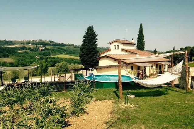 Casale le Lame - Holiday house with pool : Colorino - San Casciano in Val di Pesa - rentals
