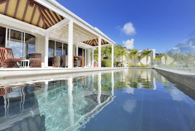 Villa Plein Ciel St Barts Rental Villa Plein Ciel - Image 1 - Marigot - rentals