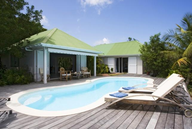 Villa Om St Barts Rental Villa Om - Image 1 - Marigot - rentals