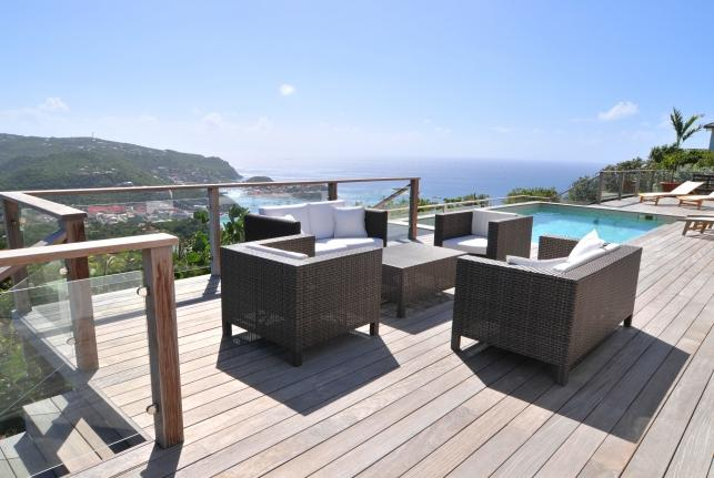 Villa Mirador St Barts Rental Villa Mirador - Image 1 - Saint Barthelemy - rentals