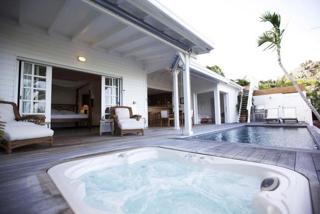Villa Piment St Barts Rental Villa Piment - Image 1 - Anse Des Cayes - rentals