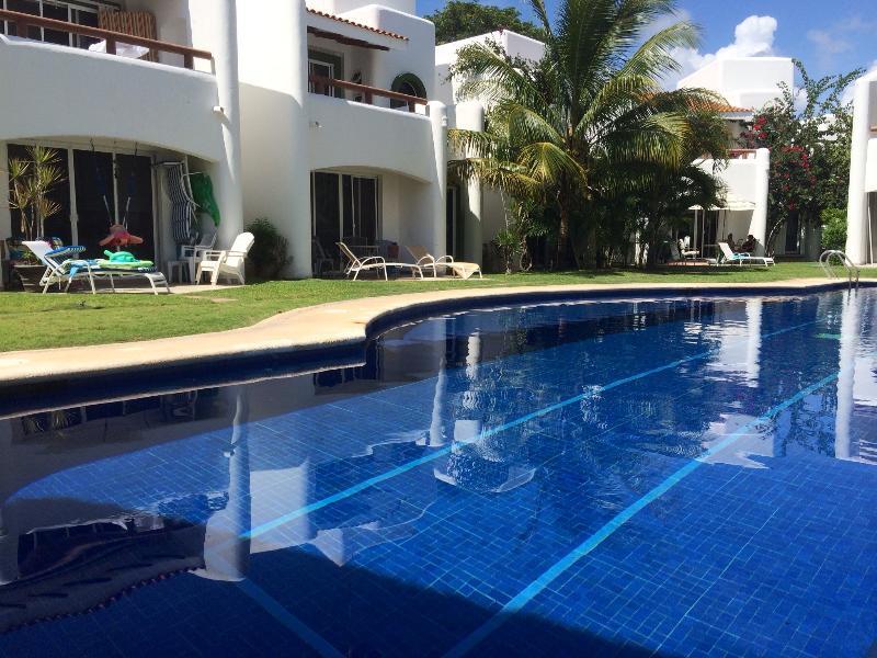 The best option for big groups, 3 br Villa, MMD1 - Image 1 - Playa del Carmen - rentals