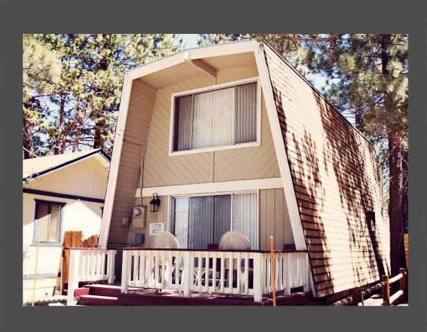 A Humble Hilltop Hideaway - Image 1 - Big Bear City - rentals