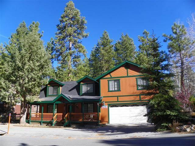 Alpine Escape - Image 1 - City of Big Bear Lake - rentals