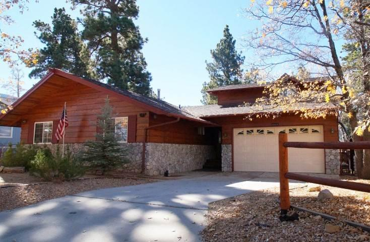 Al's Lookout Lodge - Image 1 - City of Big Bear Lake - rentals
