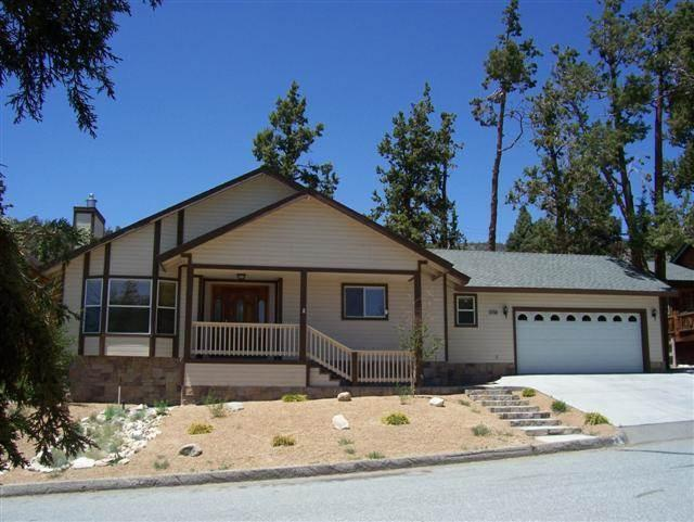 Bear Loop Chalet - Image 1 - Big Bear City - rentals