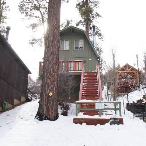 Bear's Trail - Image 1 - Big Bear City - rentals