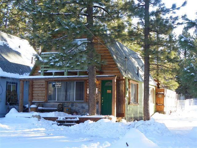 Bear Trap Cabin - Image 1 - Big Bear City - rentals