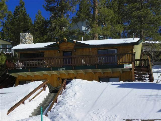 Boulder Cottage Lakefront - Image 1 - City of Big Bear Lake - rentals