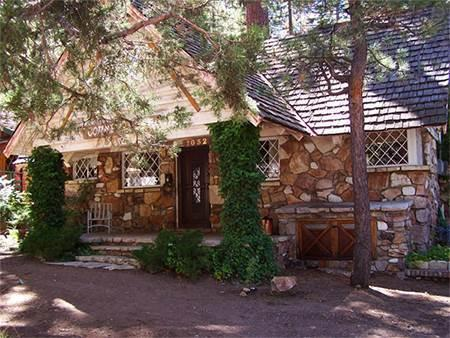 Cornerstone Cabin - Image 1 - City of Big Bear Lake - rentals