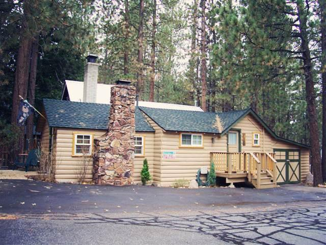 Cossaboom Cabin - Image 1 - City of Big Bear Lake - rentals
