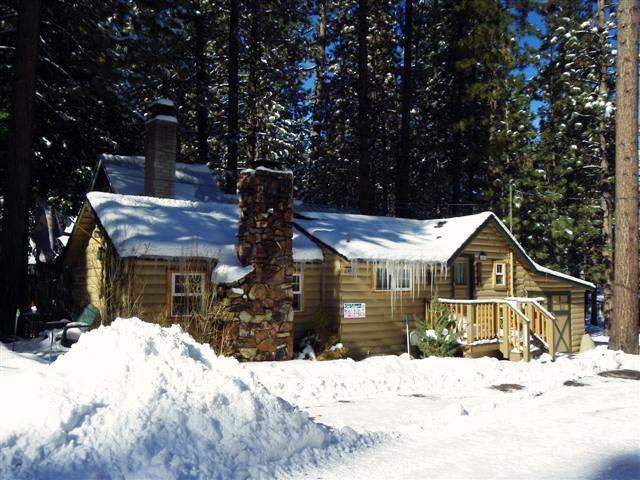 Cossaboom Cabin - Image 1 - City of Big Bear Lake - rentals