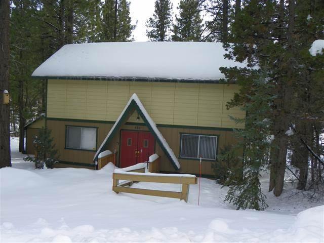 Creekside Cabin - Image 1 - City of Big Bear Lake - rentals