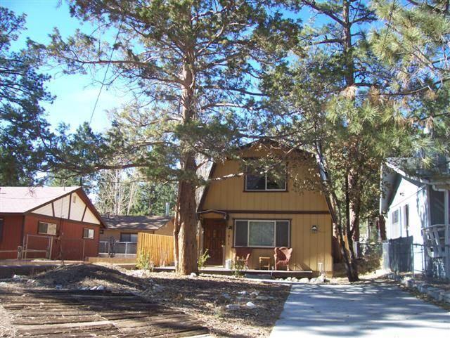 Cozy Moonlight Chalet - Image 1 - Big Bear City - rentals