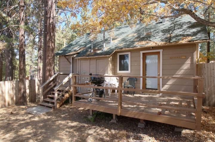 Knotty Pine Cabin - Image 1 - City of Big Bear Lake - rentals