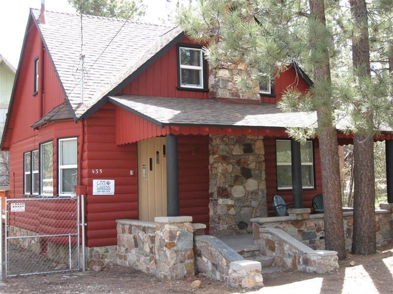 Lake Cottage - Image 1 - City of Big Bear Lake - rentals