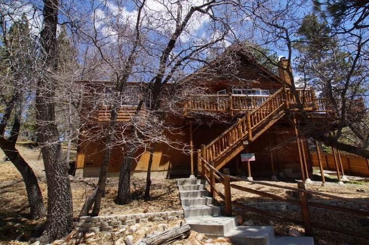 Log Haven At Bear Mountain - Image 1 - City of Big Bear Lake - rentals