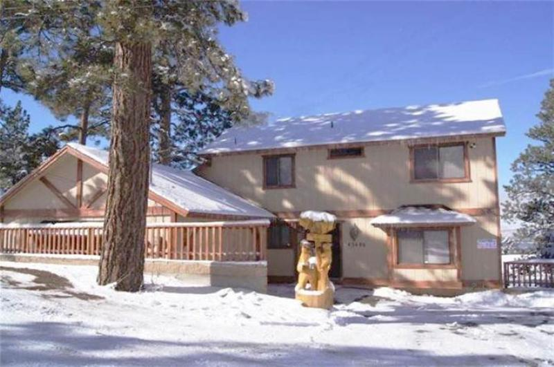 Out Of Dodge Lodge - Image 1 - City of Big Bear Lake - rentals