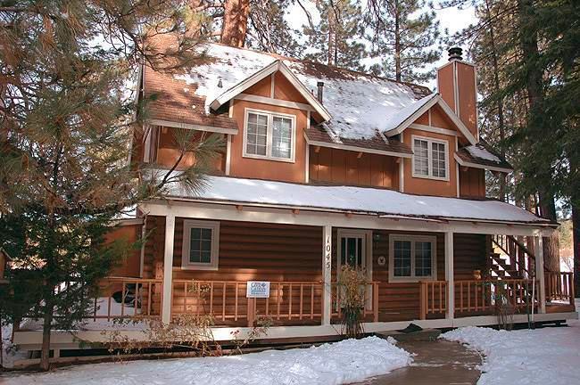 Peek-a-view - Image 1 - City of Big Bear Lake - rentals