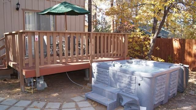 Rincon Cabin - Image 1 - City of Big Bear Lake - rentals