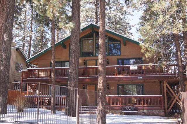 Summit Escape Lodge - Image 1 - City of Big Bear Lake - rentals