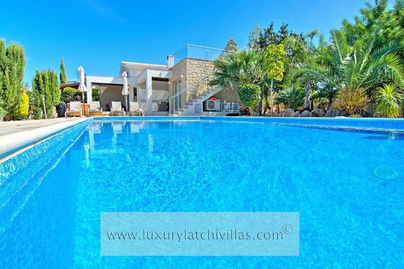 Villa Jacaranda - Image 1 - Latchi - rentals