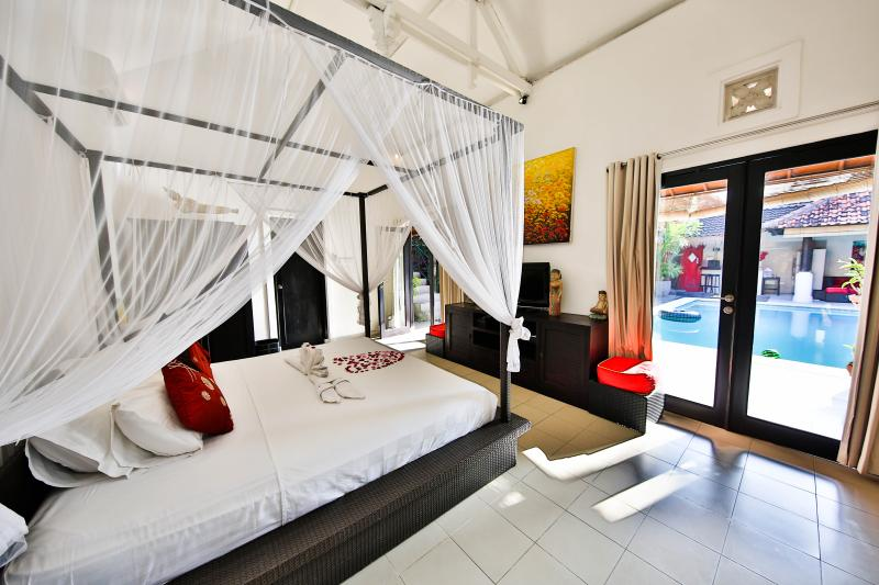Private Villa 2 Bedrooms in Seminyak Beach at 350m - Image 1 - Seminyak - rentals