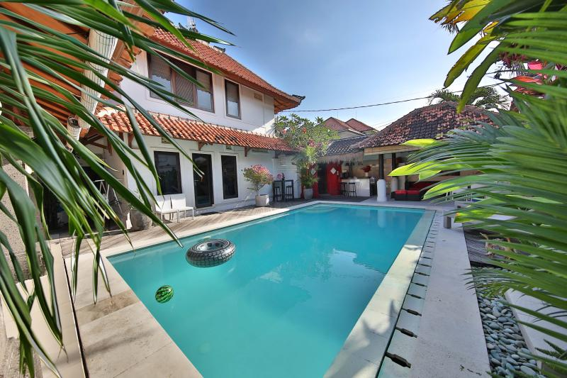 Private Pool Villa in Seminyak at 350m from Beach - Image 1 - Seminyak - rentals