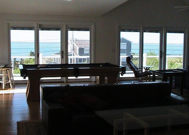 Gorgeous Views of Cape Cod Bay 5 bedroom, 2 bath Brewster home! - Image 1 - Brewster - rentals