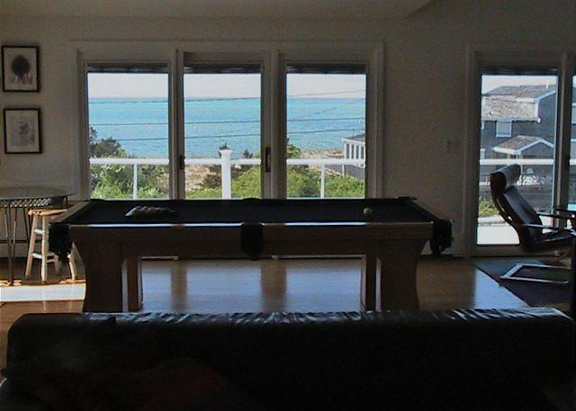 GORGEOUS VIEWS OF CAPE COD BAY FROM THIS 5 BEDROOM 2 BATH BREWSTER HOME! - Image 1 - Brewster - rentals