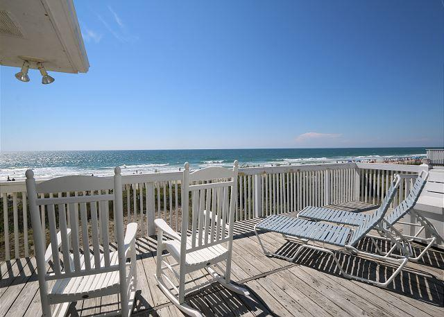 Amazing Grace - Lovely oceanfront home in the heart of Wrightsville Beach - Image 1 - Wrightsville Beach - rentals