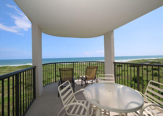 DR 1304 - Enjoy spectacular views from this lovely 3 bdrm 2 bath Condo - Image 1 - Wrightsville Beach - rentals