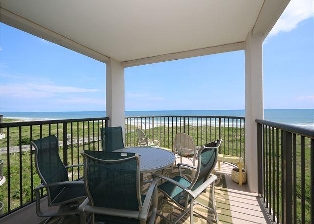 DR 1411 - Wonderfully decorated fourth floor oceanfront condo with easy beach - Image 1 - Wrightsville Beach - rentals