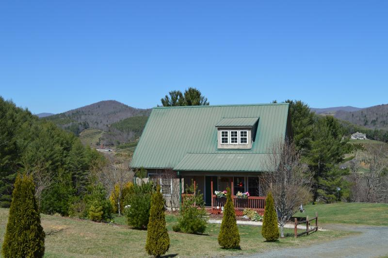 """A LITTLE TLC""-SPA*MTN VIEWS*NEW RIVER*FP*PRIVACY! - Image 1 - Boone - rentals"